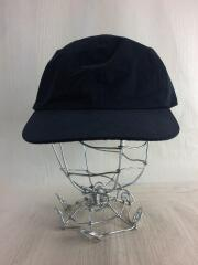 high count rubber cloth cap/6パネルキャップ/FREE/コットン/NVY/17631