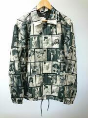 ×X-LARGE/20SS/ALLOVER PRINTED COACHES JACKET/コーチジャケット/L