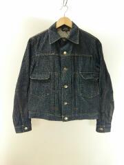2nd Type Denim Jacket/Gジャン/S/デニム/インディゴ/C0120