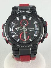 ソーラー腕時計・G-SHOCK/アナログ/BLK/MTG-B1000B-1A4JF