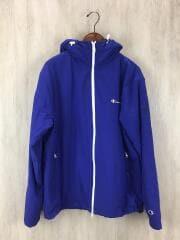 ジャケット/XL/ポリエステル/BLU