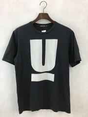 アンダーカバー/Tシャツ/M/コットン/ブラック