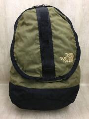 ザノースフェイス/リュック/ナイロン/KHK/クライミングバッグ