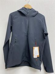 マムート/ナイロンジャケット/M/ナイロン/GRY/Macun SO Hooded Jacket