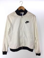 832225-100/Sportswear Jacket/ジャケット/ブルゾン/M/コットン/ホワイト/白