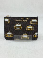 カードケース/レザー/BRW/ユニセックス/35F0GW8U1I