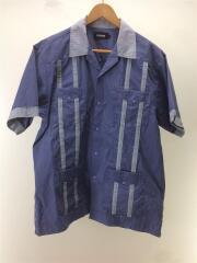 半袖シャツ/XL/コットン/アイボリー/X-LARGE/エクストララージ/101202014011