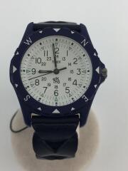 ×TIMEX/Safari/クォーツ腕時計/WHT/NVY/RHC ロンハーマン大阪店 限定