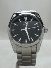 クォーツ腕時計/アナログ/ステンレス/AquaTerra 2518.50.0/SEAMASTER シーマスター アクアテラ