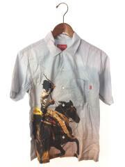 半袖シャツ/S/コットン/プリント/17SS/COWBOY Shirt