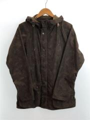ナイロンジャケット/38/ナイロン/カモフラ/HOODED BEDALE SL CAMO   1901026