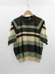 20SS/CLIFs Border Sweater/トップス/2/コットン/ボーダー/20S51