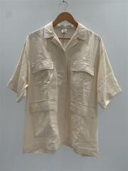 POCKET COVERALL/38/キュプラ/IVO/8622-260-0137