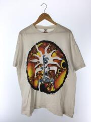 90s/バンTee/LOLLAPALOOZA/USED/Tシャツ/XL/コットン/WHT