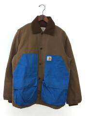 19AW/Michigan Chore Coat/カバーオール/L/コットン/CML/AWAKE