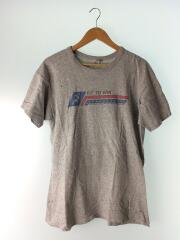 80s/染み込みタグ/Tシャツ/XL/コットン/GRY