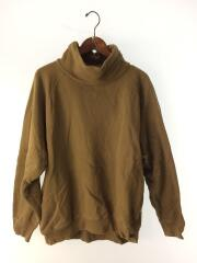 LOOPWHEELER High Neck Sweat/スウェット/1/コットン/CML