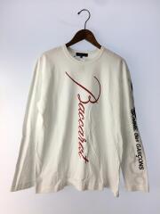AD2019/長袖Tシャツ/XL/コットン