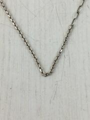 20AW/×END/コンビチェーンネックレス/ネックレス/SILVER