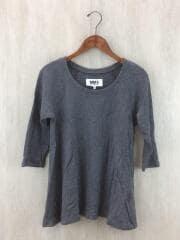 セーター(薄手)/M/レーヨン/GRY