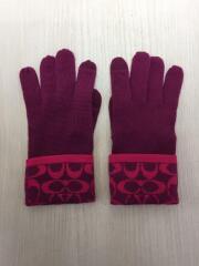 手袋/ウール/BRD