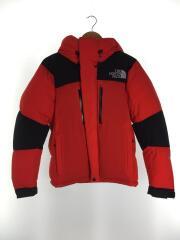 Baltro Light Jacket/ダウンジャケット/S/ナイロン/RED/ND91840