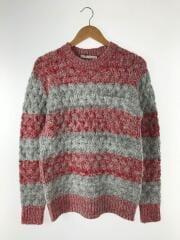 セーター(厚手)/--/アクリル/RED/314202045