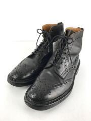 ブーツ/--/BLK/レザー/2508