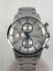 クォーツ腕時計/アナログ/ステンレス/SLV/VD57-KND9