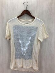 Tシャツ/XS/リネン/YLW
