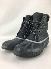ソレル/ブーツ/靴/クツ/28.cm/黒/CHEYANNE LACEFULL II/アウトドア/紐/ロゴ
