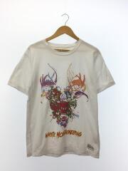 Tシャツ/2/コットン/WHT/WM1973514/フロントロゴ/ストリート/セレクト/シンプル/TEE/