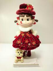 Pekos Chrithmas Doll/2009/ペコちゃん/クリスマス/ドール/2009/フィギュア