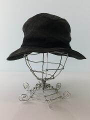 ストローハット/161345/size 2/帽子/ヘッドウェア/セレクト/デザイナーズ/グレー/型崩