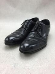 ドレスコード・ラインダービー(ワックスド・カーフレザー)/US8/MT1126/レザー/ブラック/黒