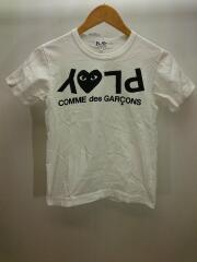 Tシャツ/S/コットン/トップス/カットソー/Tee/フロントロゴ/AZ-T067/AD2007/ホワイト/白