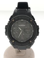 G-SHOCK/クォーツ腕時計/デジアナ/BLK/GST-S100G/カシオ