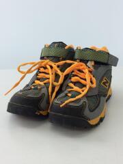 キッズ靴/21cm/スニーカー/GRY