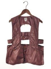 エーアイイー/ベスト/M/ポリエステル/ボルドー/Adventure Vest