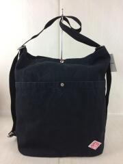 ショルダーバッグ/--/BLK/キャンバスショルダーバッグ/鞄/ブラック/