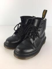 ブーツ/UK3/BLK/6ホール/ブラック/黒/靴/