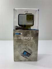 ビデオカメラ HERO7 WHITE CHDHB-601-FW