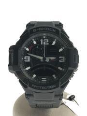 クォーツ腕時計・G-SHOCK/デジアナ/GA-1000FC-1AJF/スカイコクピット/中古