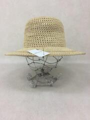 PIPS/ピップス/ハット/ベージュ/PALM KNOTTED HAT/中古