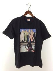 Tシャツ/M/コットン/BLK/American Picture Tee/19aw