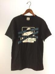 Tシャツ/M/コットン/BLK/01173132/×NONAGON S/S TEE