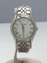腕時計/アナログ/ステンレス/SLV/AR-1716/3針/時計/腕時計