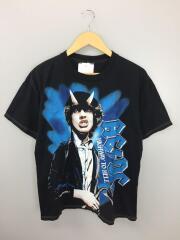 ACDC/バンドTシャツ/コットン/BLK/2004/ツアーT/エーシーディーシー/