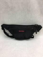 TRAVEL SLING SL PACKABLE/ウエストバッグ/ナイロン/BLK/brm183208