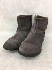 ブーツ/23.5cm/BRW/スウェード/M48233/EASYTONE CUTE BOOT MINI